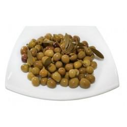 Aceitunas Arbequinas