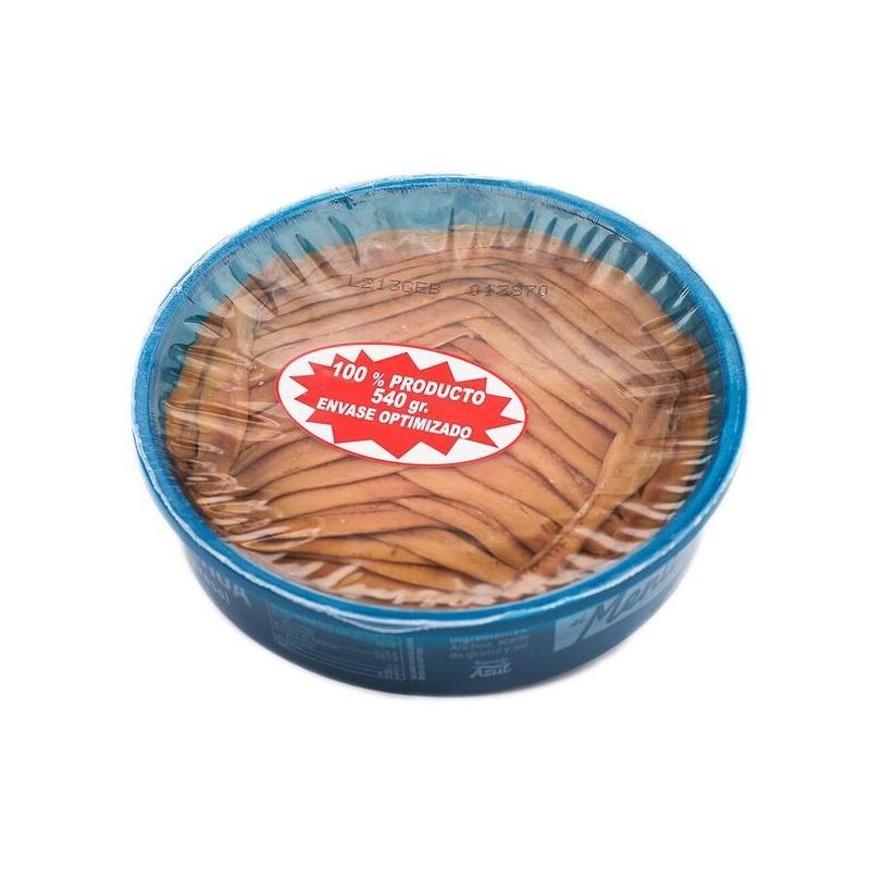 Anchoas del Cantábrico - 100 filetes