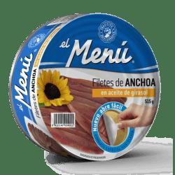 Filetes Anchoa El Menu