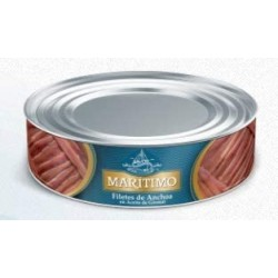 Filetes de Anchoa Maritimo 1Kg
