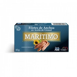 Filetes de Anchoa Maritimo...